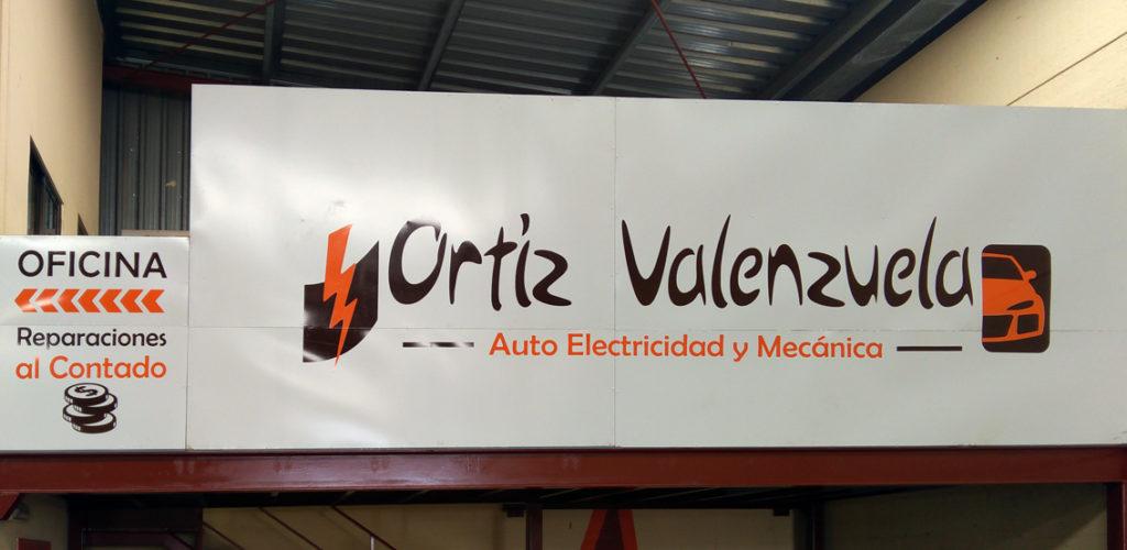 V Ortiz