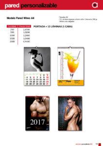 Calendarios 201811
