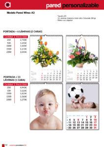 Calendarios 201812