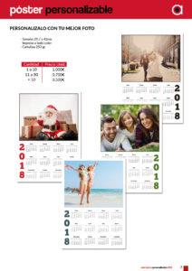Calendarios 20187